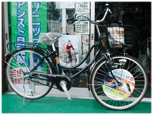 ... 並び ☆☆橋本自転車店☆☆