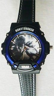北斗の拳の腕時計の写真