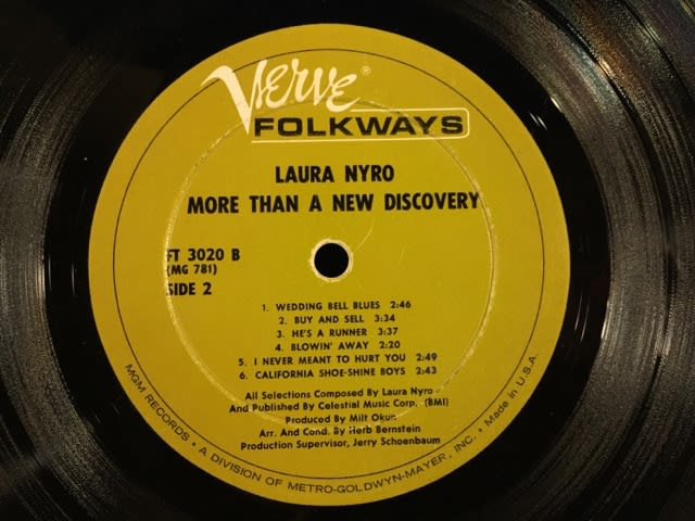 Laura nyro i never meant to hurt you