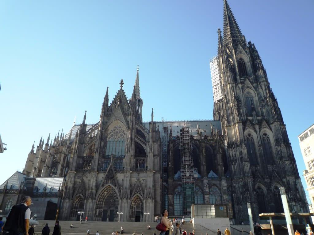 2008. ドイツ ~世界遺産 ケルン大聖堂~ - JGC主婦の個人海外旅行の達人!をめざして・