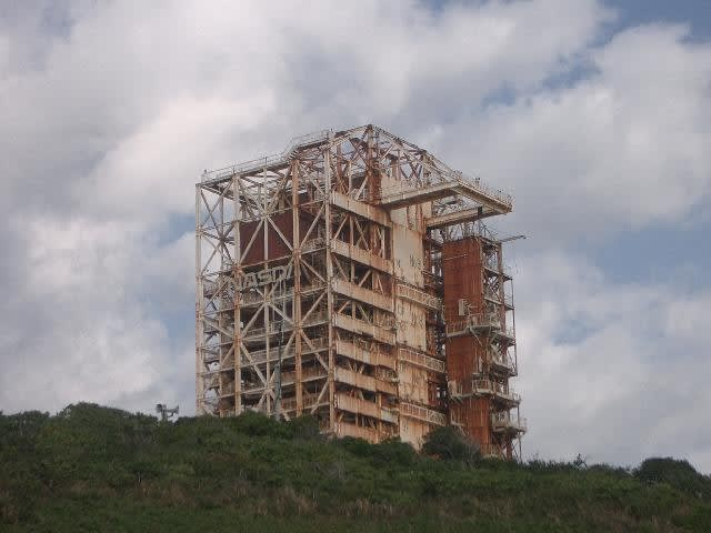 H-IIロケット8号機