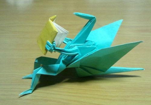 すべての折り紙 上級者 折り紙 : 折り紙紀行 No.18 ~シー ...