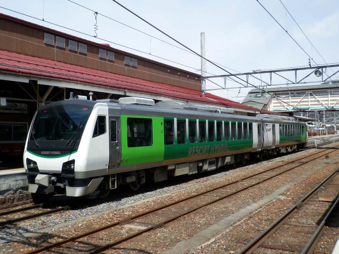 JR東日本・長野地区の観光列車「...