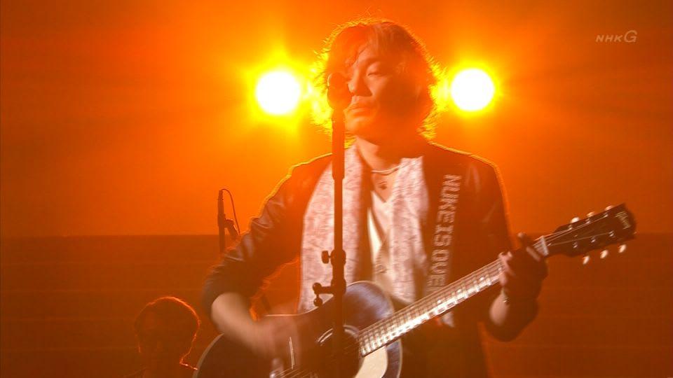 2012年12月31日の紅白歌合戦に歌手の斉藤和義さんが、「NUKE ...
