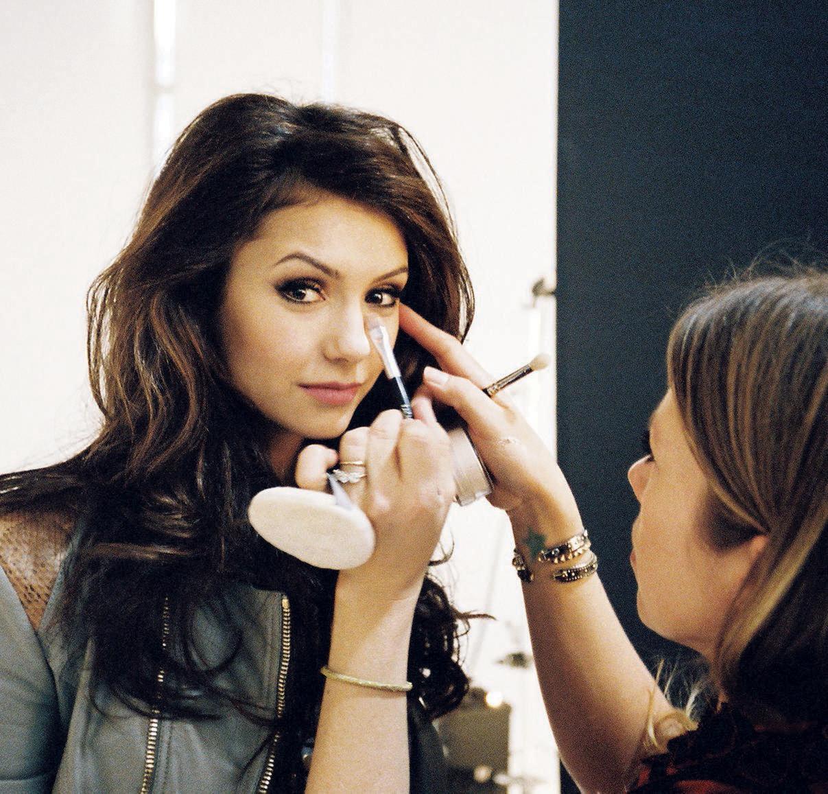 Nina Dobrev - Nylon Magazine February 2010 - ☆Favorite ...