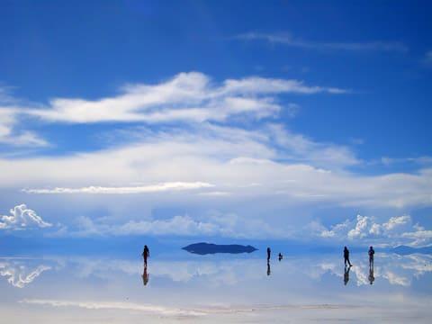 ボリビア 「ウユニ塩湖」 の リチウム を 国有化? - JUNSKY blog 2015