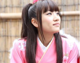 桜の栞プロモーション時の晴れ着姿です♪ たかみなあってのAKB48と言...  AKB48グルー