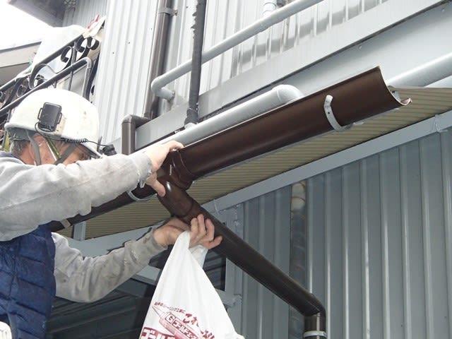 雨樋修理に掛かる費用や作業内容|一円も損しない …
