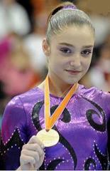 スベトラーナ・ホルキナ - Svetlana Khorkina