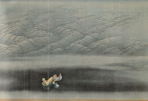 141: 『チェスター・ビーティー・ライブラリィ所蔵 狩野山雪画 長恨歌画巻』勉誠出版 3枚 - 乱鳥の書きなぐり