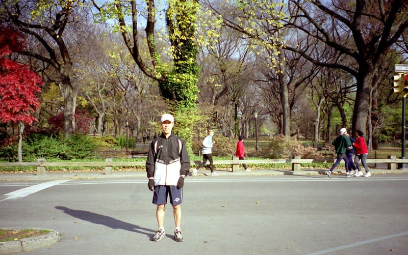 Jackie_in_the_central_park_2