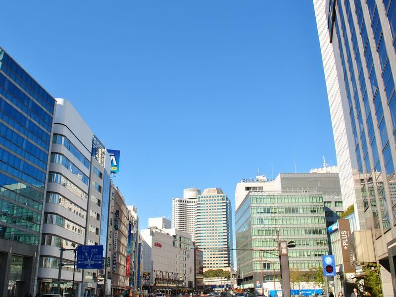01月24日 赤坂の街