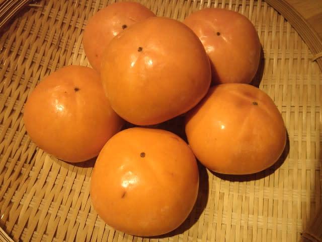 """和歌山産の""""柿"""""""