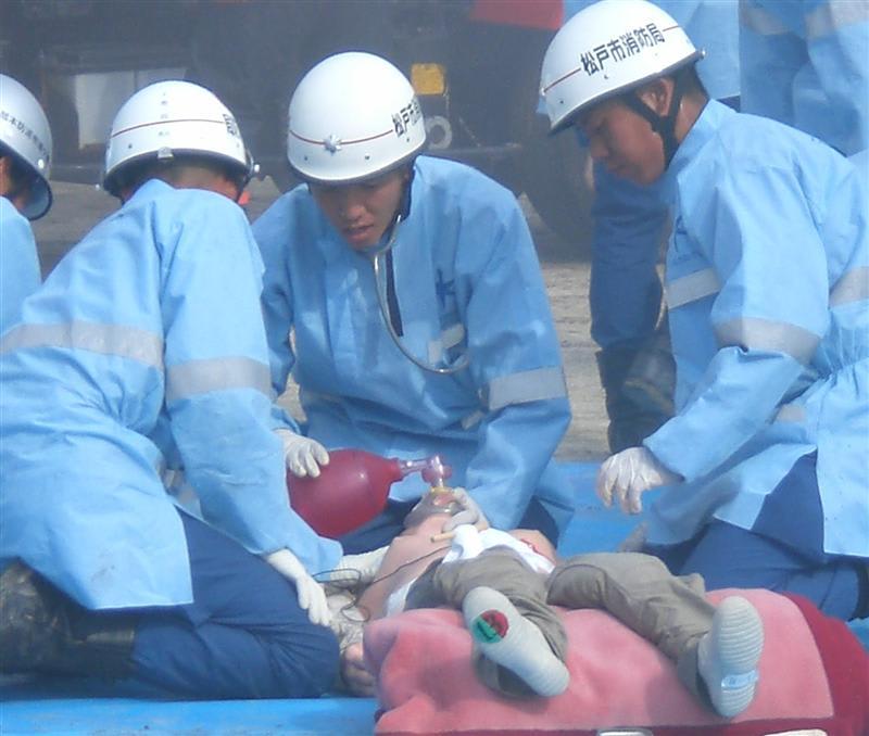 救急救命士の装備 - ・・行ツテコハガラナクテモイヽトイヒ・・ ブログ ログイン ランダム ロボ
