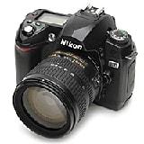 《中古》Nikon D70 レンズキット