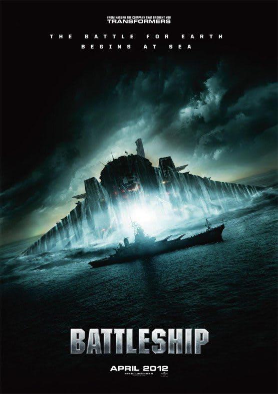 今回の記事は『バトルシップ』(2012年、監督:ピーター・バーグ)です。  『ハンコック』のピーター・バーグ監督がエイリアンの襲撃に立ち向かう日米軍艦乗組員たちの