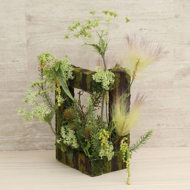 苔 造花 自然