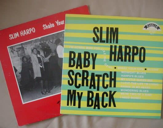 Slim Harpo Love The Life Im Living