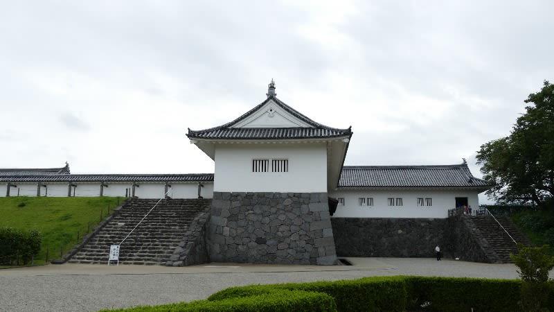 霞城二ノ丸東大手門櫓