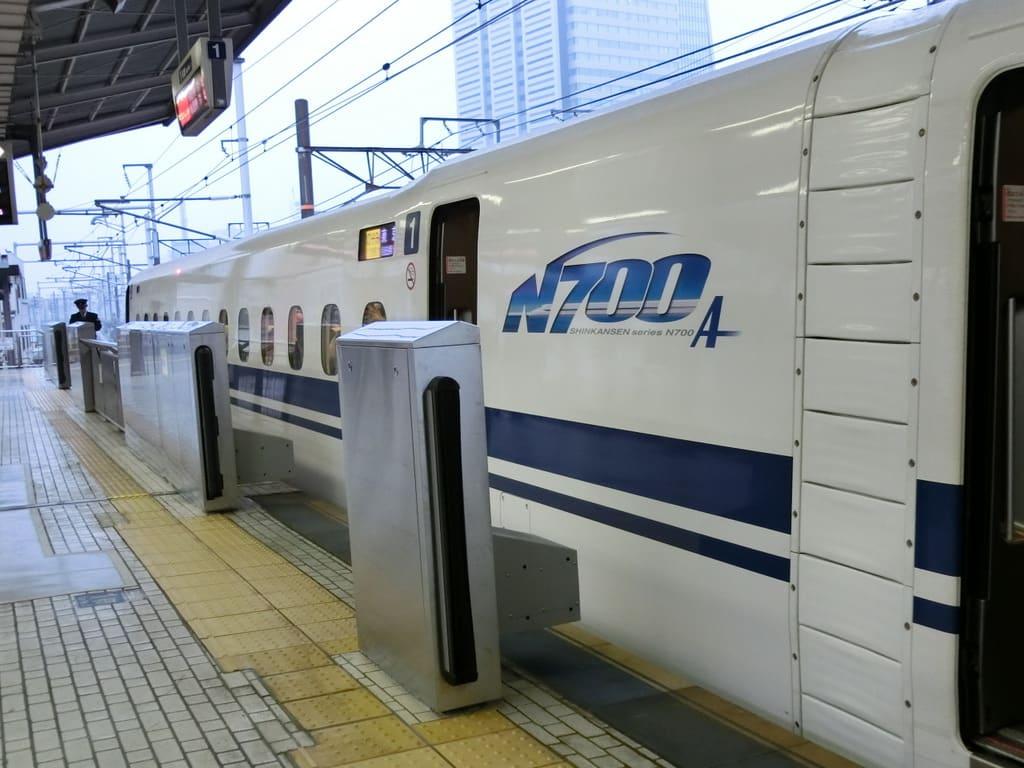 N700系改造車