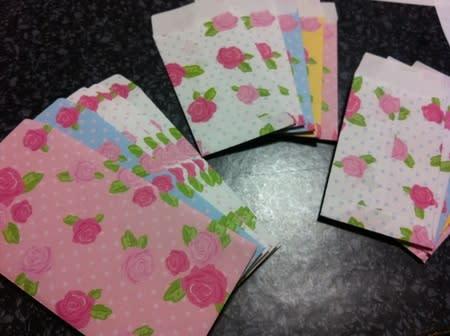 クリスマス 折り紙 折り紙 袋 : blog.goo.ne.jp
