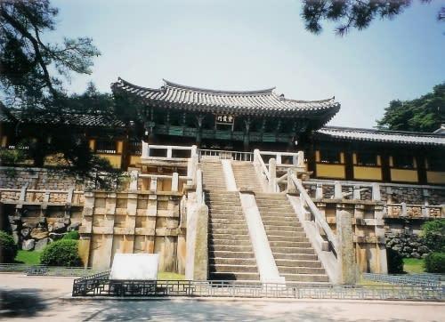 仏国寺~太郎と歩く慶州 その1~ - Tomotubby's Travel Blog