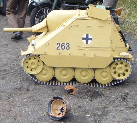 軽駆逐戦車ヘッツァーの画像 p1_4