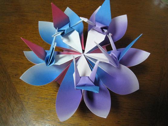 バラ 折り紙:折り紙 鶴 種類-blog.goo.ne.jp