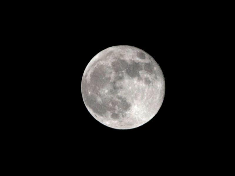 10月30日 満月