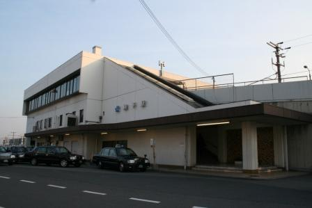 JR西日本 網干駅 - 一日一駅