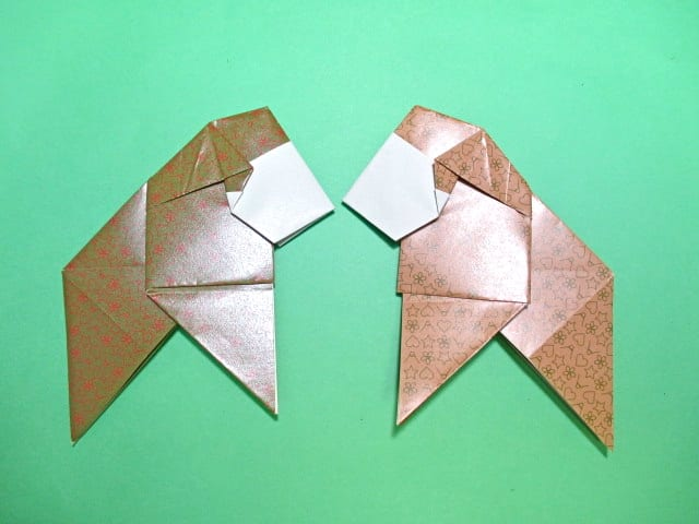 すべての折り紙 折り紙 馬 : 2015年10月 - 創作折り紙の折り方 ...