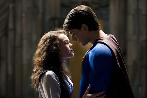 スーパーマンとかつての恋人