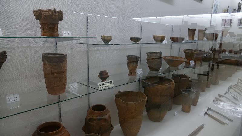 井戸尻考古館の収蔵品