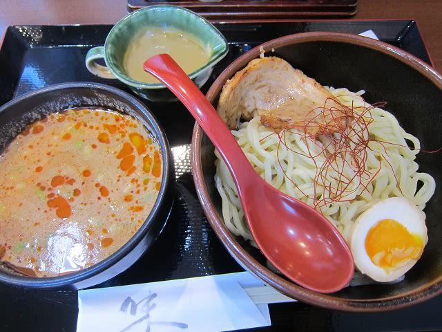 北海道味噌辛味噌つけ麺