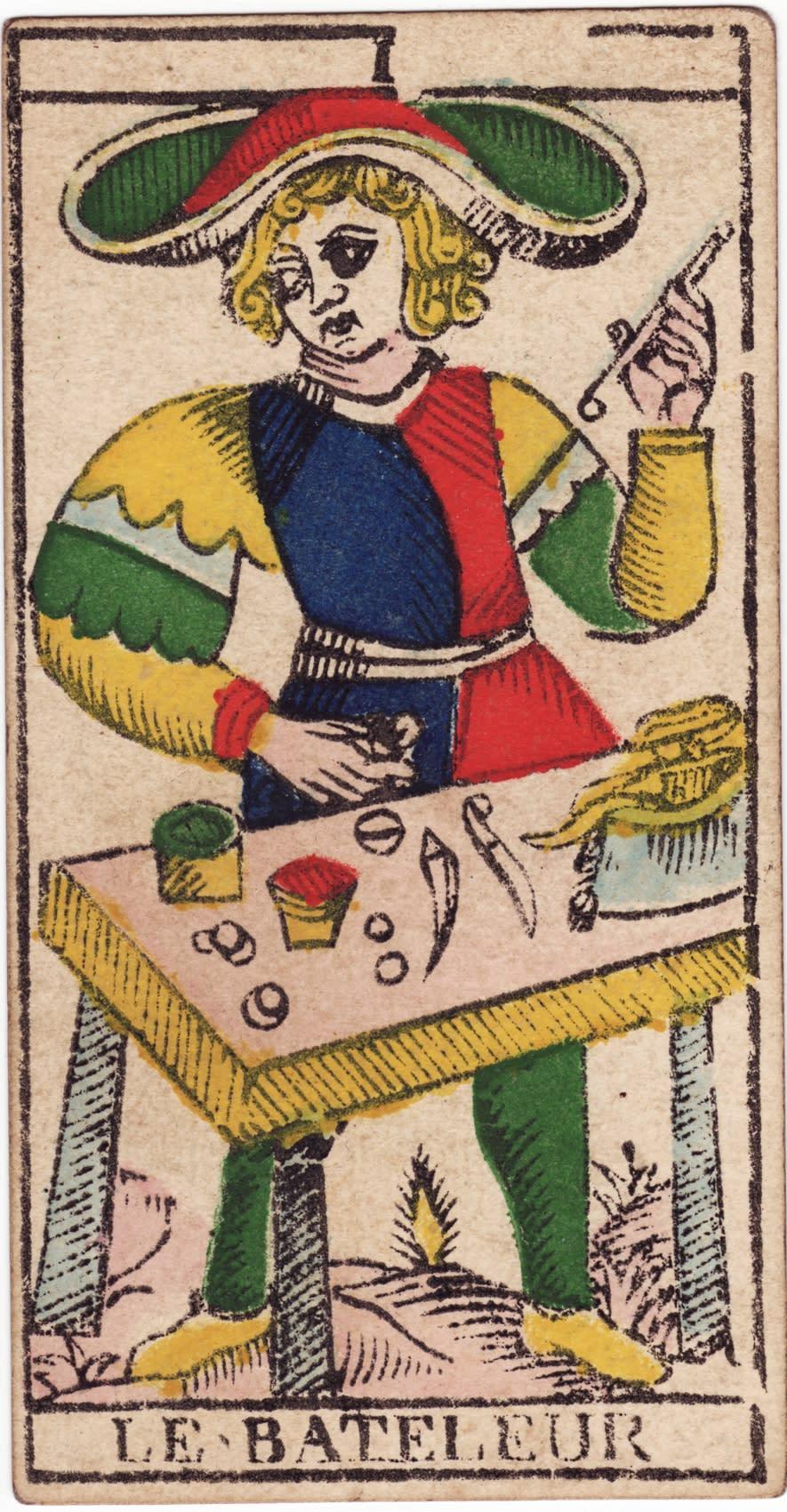 Tarot, Marseille And Dios On Pinterest