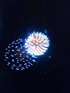 矢ケ崎公園の花火