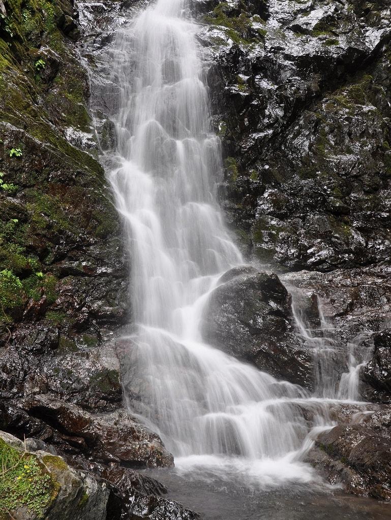 大曲滝下段