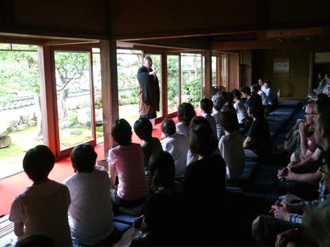 念仏寺住職の法話