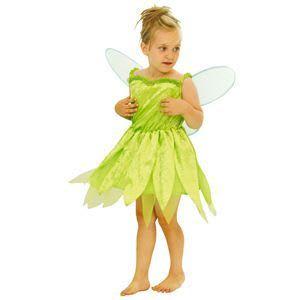 RUBIE'S(ルービーズ) DISNEY(ディズニー) コスプレ ピーターパンシリーズ Child Tinkerbell(ティンカーベル) Mサイズ