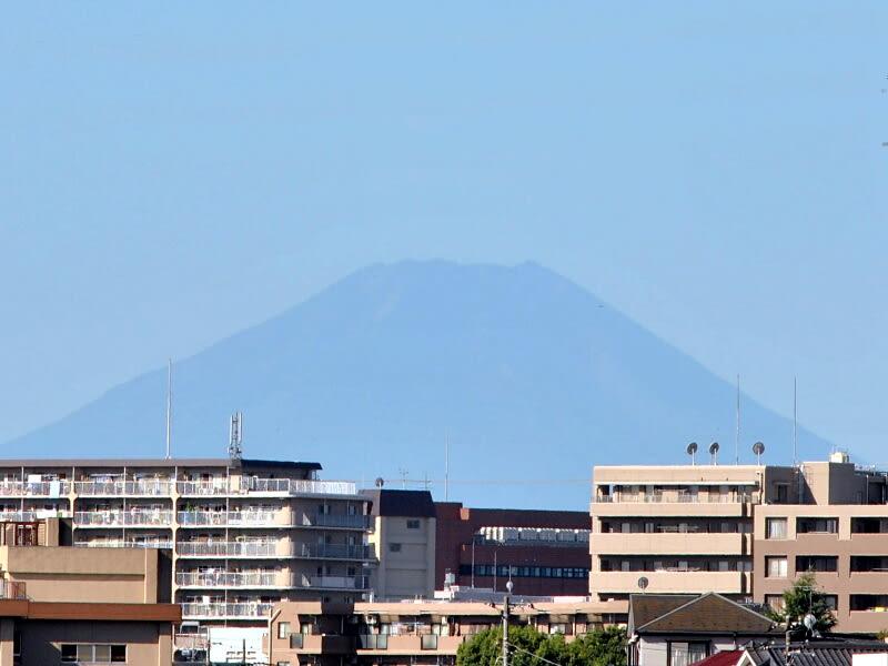 09月18日 富士山