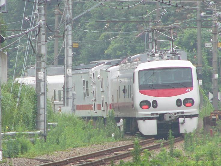 【五日市線へ】 E491系 - SDTMの気まま空間