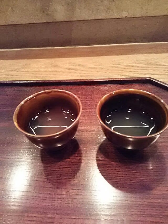 和久傳  如月1:一杯のお茶の景色から