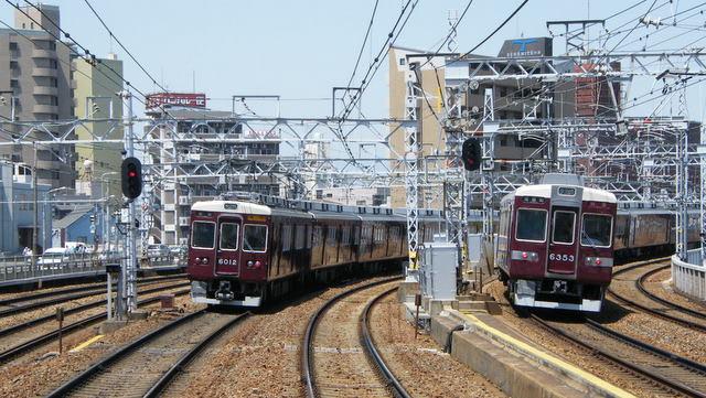 阪急三複線