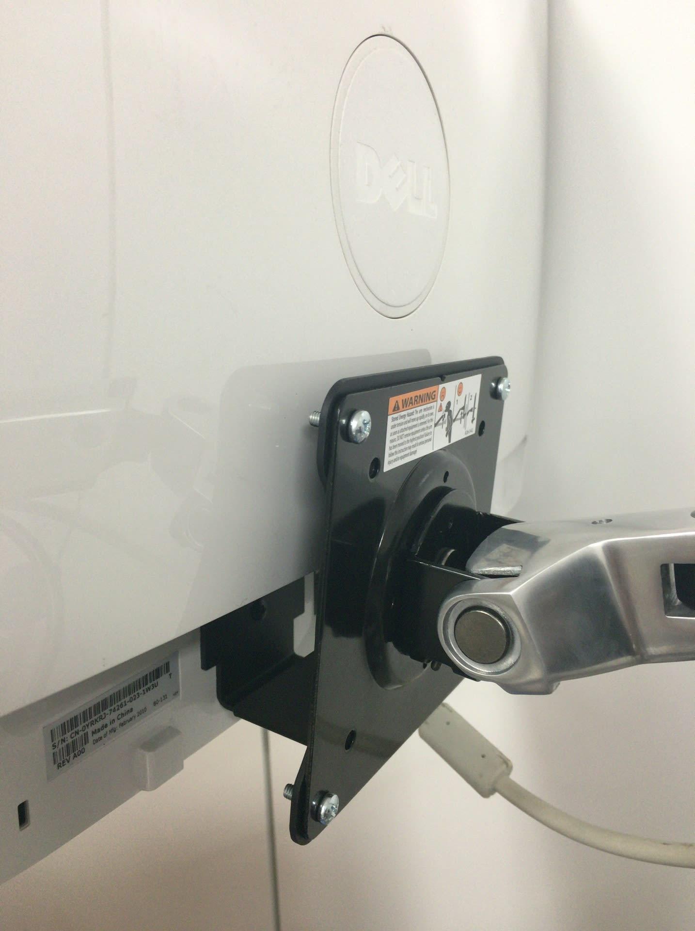 モニター アーム dell 液晶モニタ角度調整の機能(チルトとスイベルとピボット機能)/パソコン知識