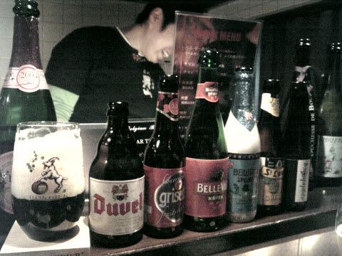 misono ベルギービール