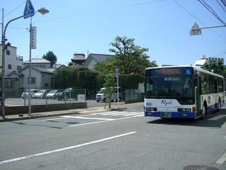 新倉敷駅行きのバス