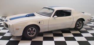 そしてこちらが'79 Pontiac Firebird Trans Am ですが、K山 ...
