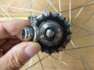 自転車の グリス 種類 用途 自転車 : トラック用、一般車と同じで ...
