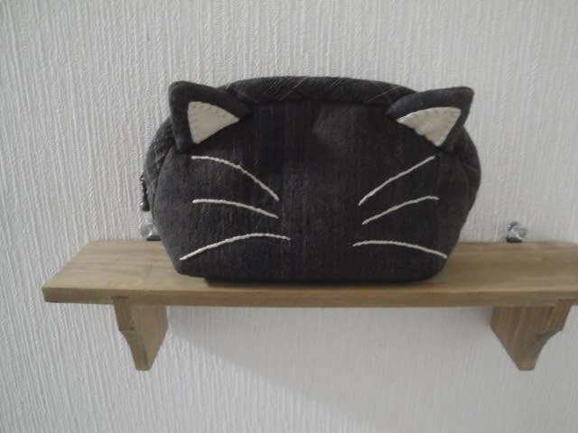 猫 ポーチ 作り方 トーカイ