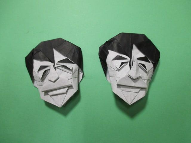 すべての折り紙 折り紙パンダの折り方 : ... 創作折り紙の折り方・・・動画
